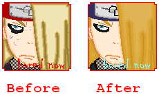 First Pixel Edit by fergalicious214