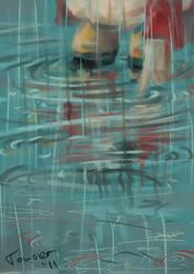 raining by Tychy