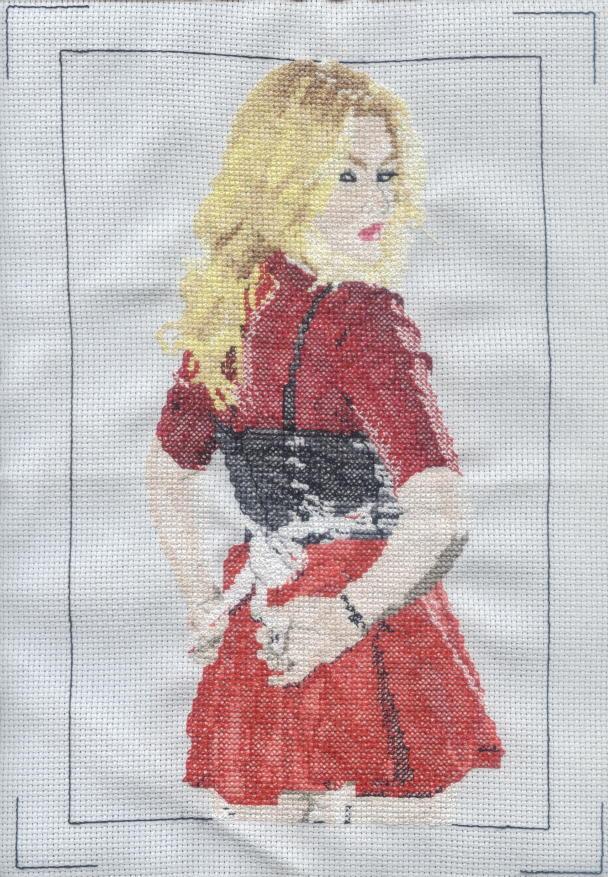 Porchia Watson Sewing 2 by jamesbaker1987