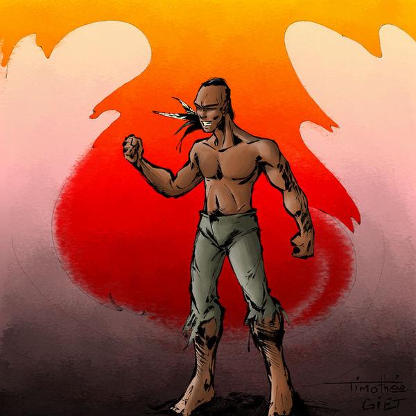 Tribal Warrior