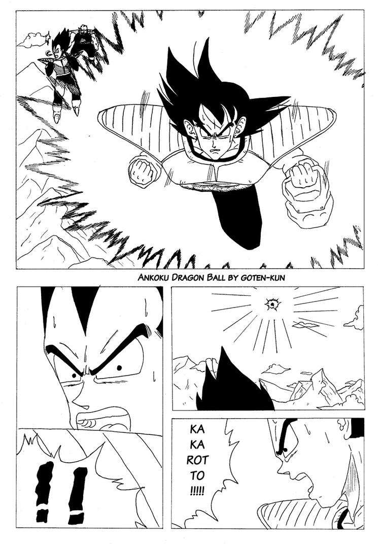 Ankoku Dragon Ball 127 by goten-kun