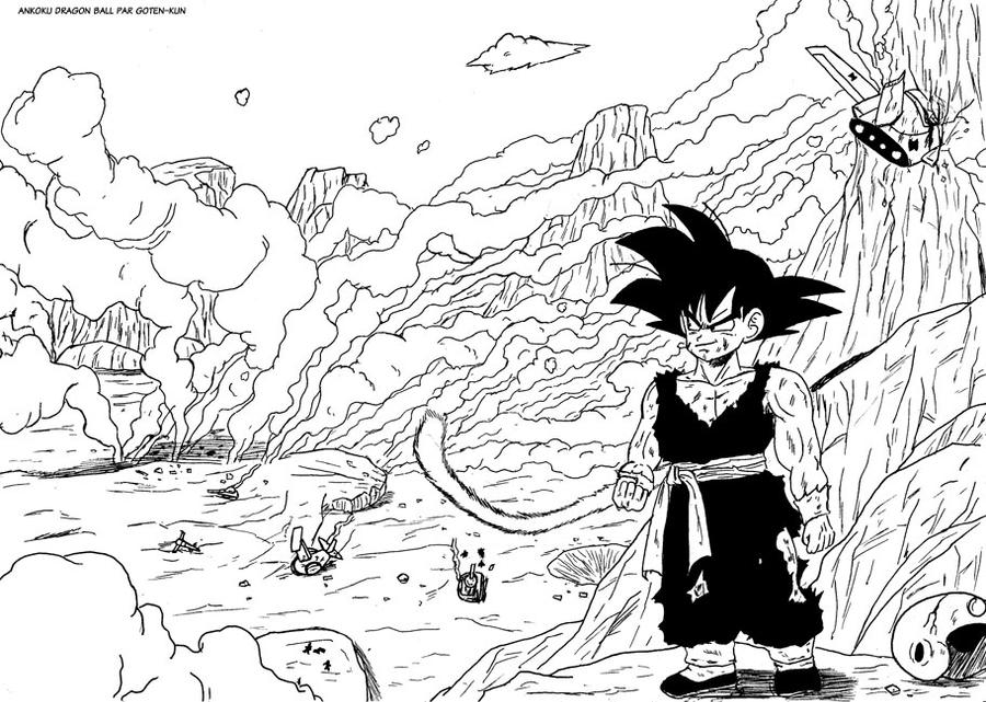 universe 13 the end of humankind page 603 dragon