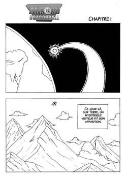 Page 001 Ankoku Dragon Ball Remake