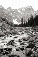 Banff National Park 1974 Series, No. 1 by mxbuck