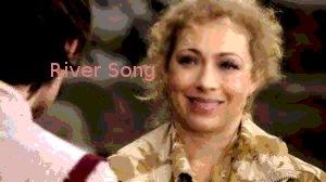 River Song by cicalinascribacchina