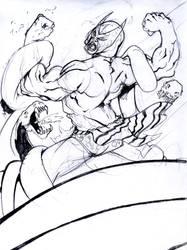 B'wana Beast by andrew-henry