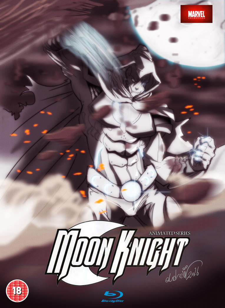Moonknight by andrew-henry