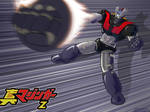 Mazinger Collab by andrew-henry