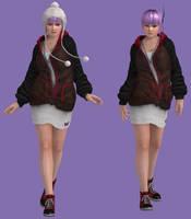Ayane Costume 4 by Sticklove