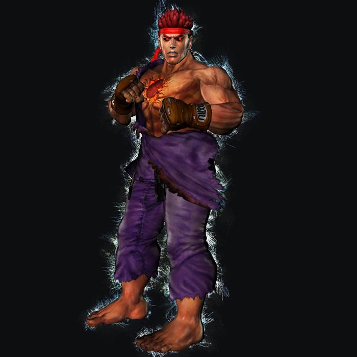 Ryu by Sticklove