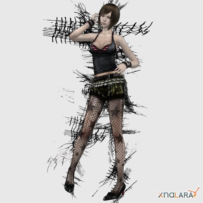 Misaki Punk by Sticklove
