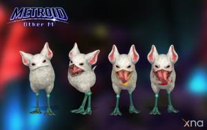 Metroid: Other M Little Birdie - Choogle by Sticklove