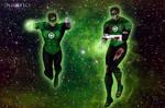 Injustice: Gods Among Us - Green Lantern New 52