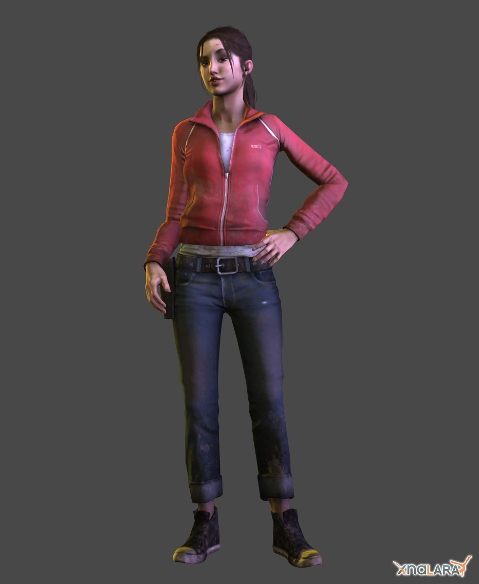 Fuck zoey from left 4 dead