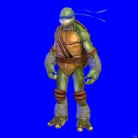 Leonardo (OotS) by Sticklove
