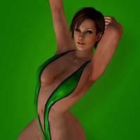 Lisa Hamilton Getaway DLC by Sticklove