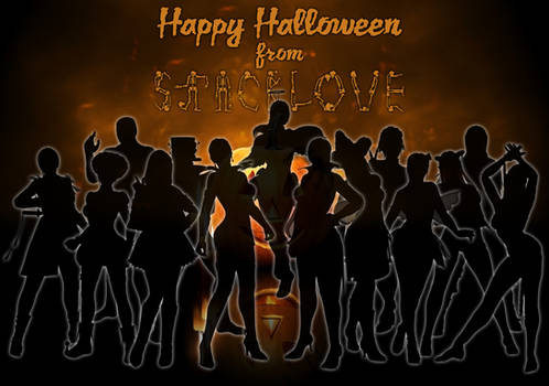 Happy Halloween!! (super mystery surprise)