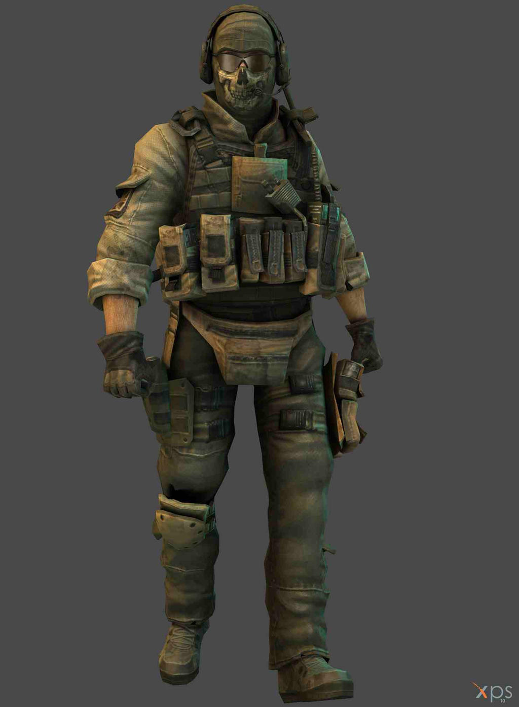CoD MW3 : Price by Sticklove on DeviantArt