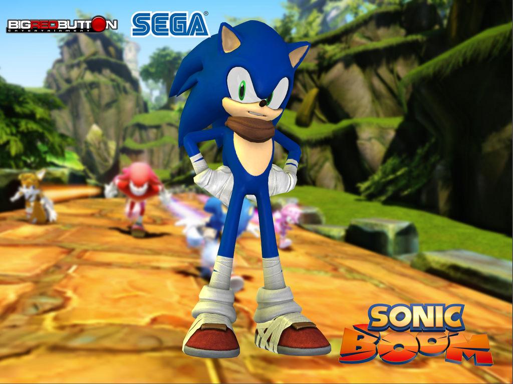 Sonic Sonic Boom By Sticklove On Deviantart