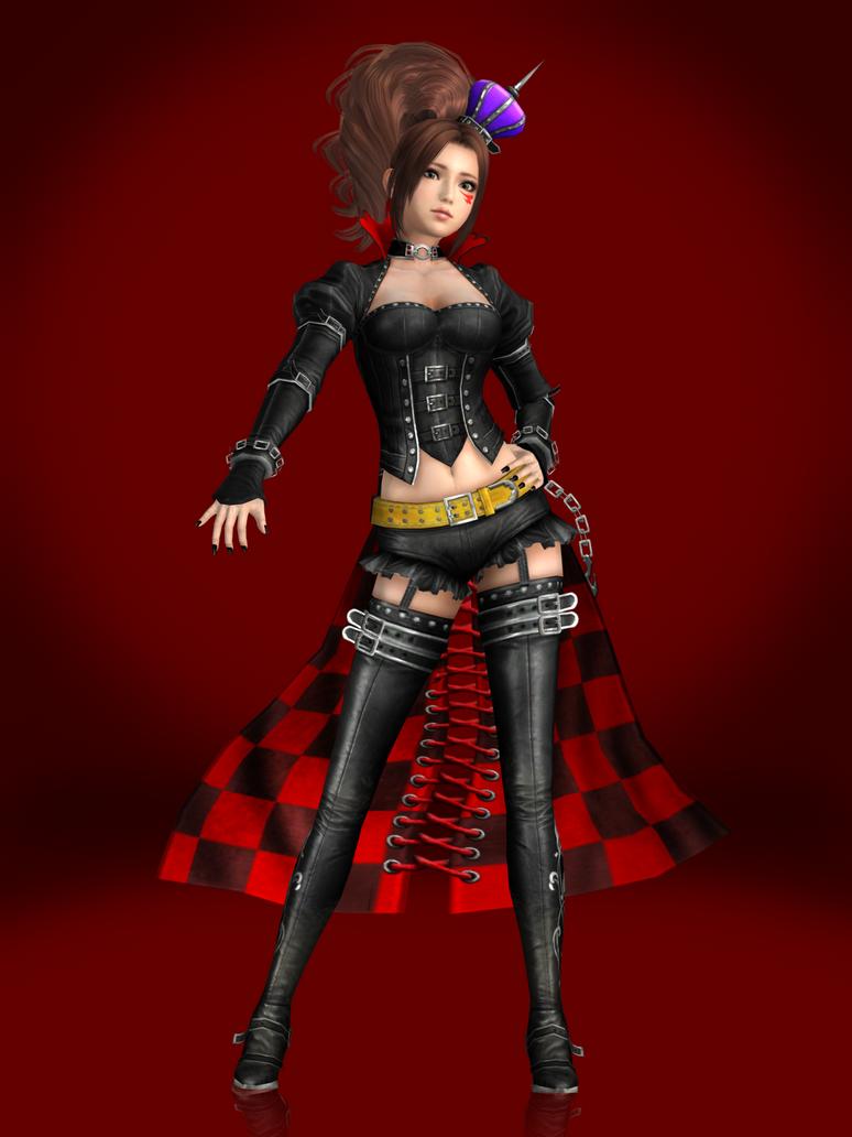 Kai (Special Clothes DLC) by Sticklove on DeviantArt