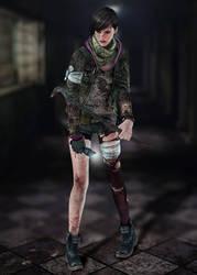 Moira Survivor by Sticklove