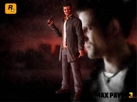 Max Payne (MP1) by Sticklove