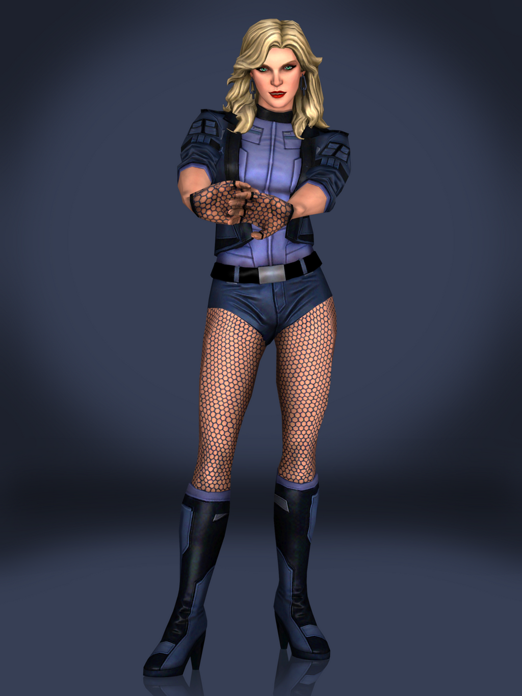 Black Canary By Sticklove On Deviantart