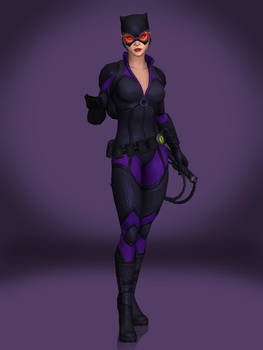 Catwoman (Legendary)