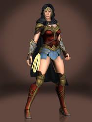 Wonder Woman (Movie - Legendary)