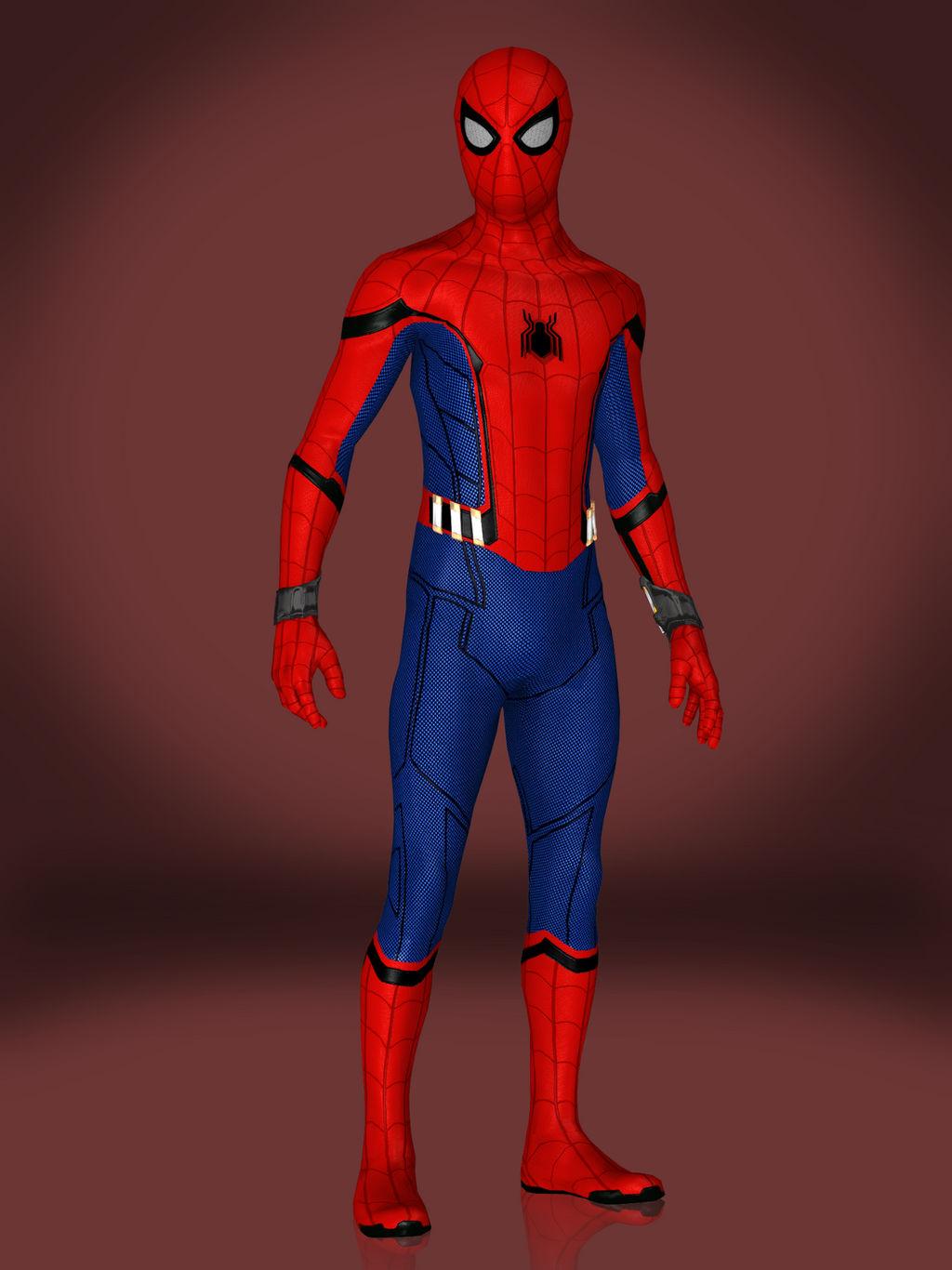 Spider-Man by Sticklove