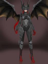 Miri (Dragon Knight) by Sticklove