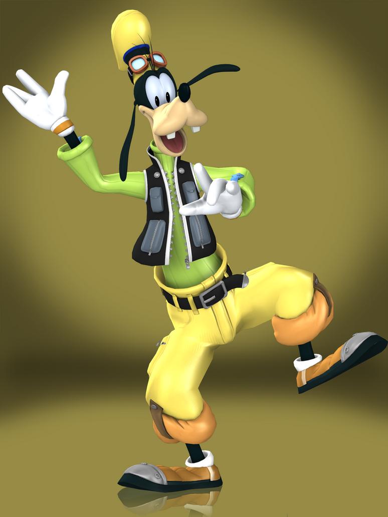 Goofy by Sticklove