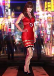 Saki - Hostess by Sticklove
