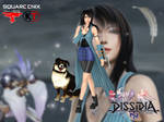 Rinoa Heartilly by Sticklove