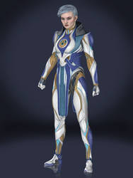 Frost (Kronika's Temporal Reactor) by Sticklove