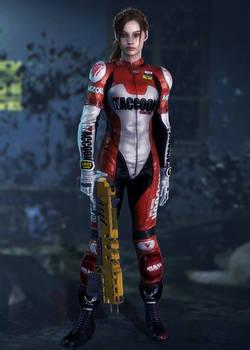 Claire Redfield (Elza Walker)