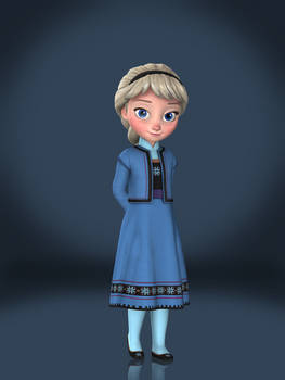 Elsa (Young)