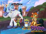 Playable Characters (Spyro 3)