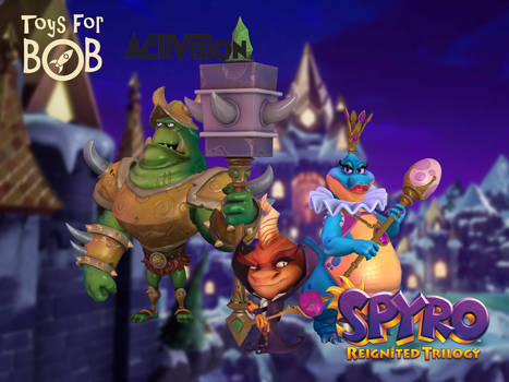 Villains (Spyro: Reignited Trilogy)