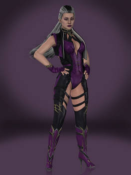 Sindel (Birthright to Rule)