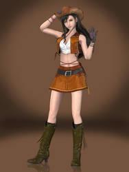 Tifa Lockhart (Cowgirl)