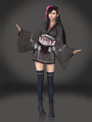 Tifa Lockhart (Kimono)