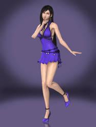 Tifa Lockhart (Mature Dress)
