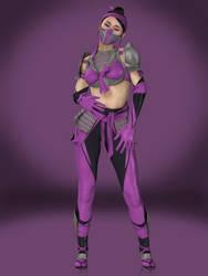 Mileena (Clone Warrior)