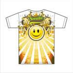 Smile Tshirt Alternative
