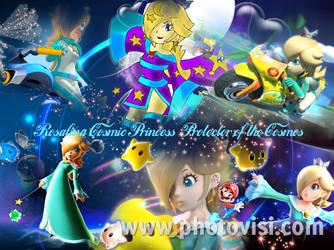 Rosalina Cosmic Poster by PhantomMasterRamos89