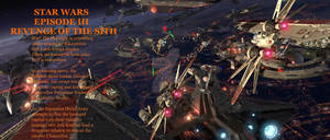 The Battle of Coruscant