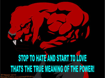 The True Meaning Of Love by Dralam