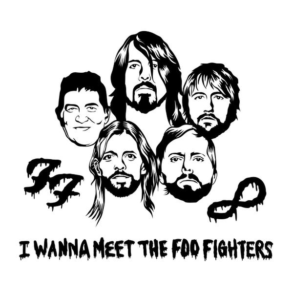 meet the foo fighters