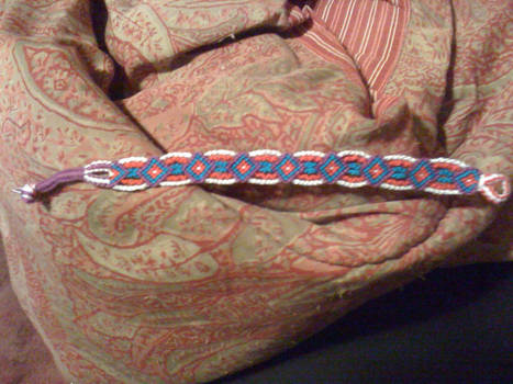 Friendship Bracelet: Ankara